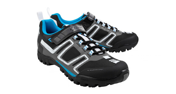 Cube All Mountain - Zapatillas - gris/negro
